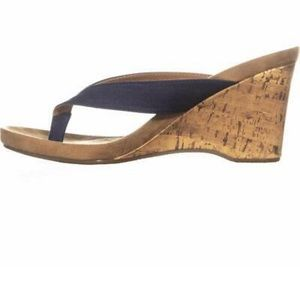Style&Co.Chicklet Open Toe Casual Platform Sandals